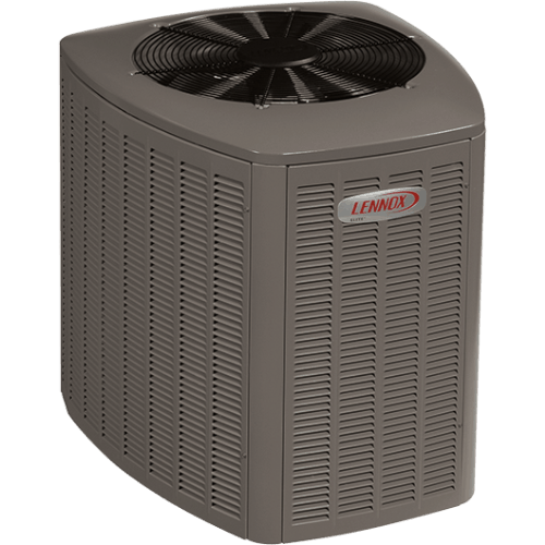 Lennox EL16XC1 air conditioner.