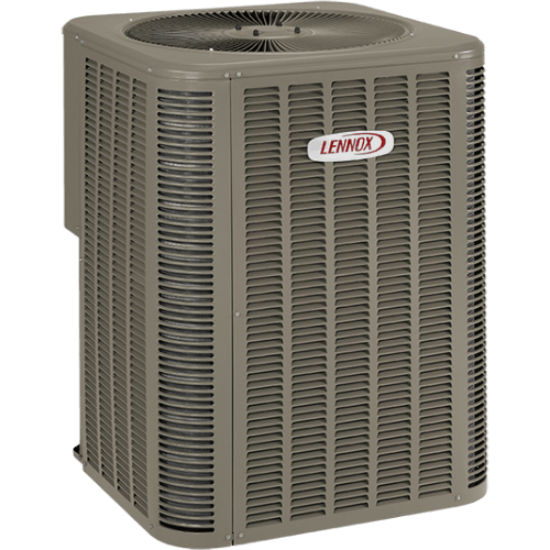 Lennox ML14XC1 air conditioner.