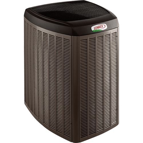 Lennox SL18XC1 air conditioner.