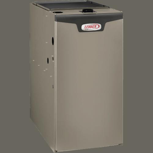 Lennox EL296V furnace.