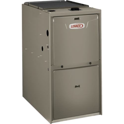 Lennox ML195 furnace.
