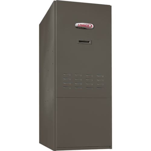 Lennox SLO185V oil furnace.