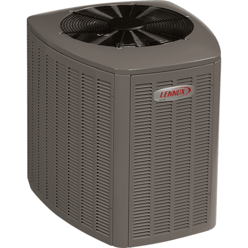 Lennox XP14 heat pump.