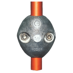 Corrosion grenade.