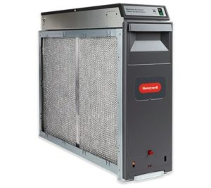 Honeywell electronic air cleaner.
