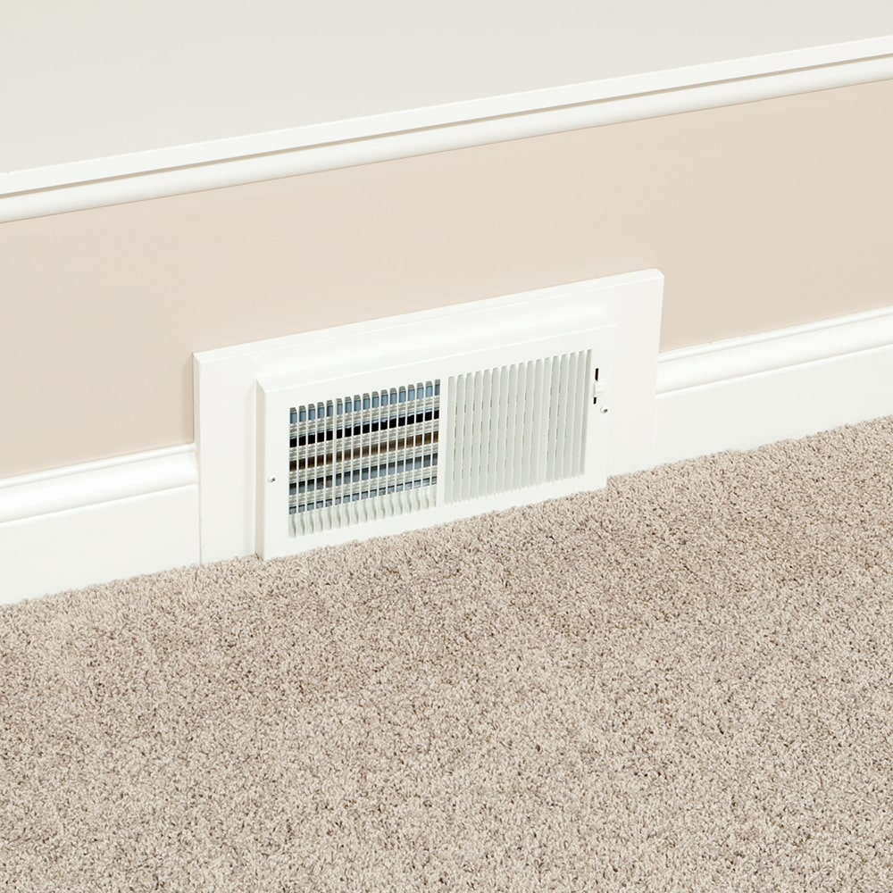 Air duct vent.