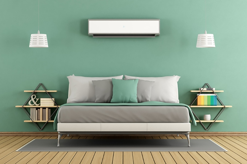 Ductless ACs Improve Indoor Air Quality and Control Humidity